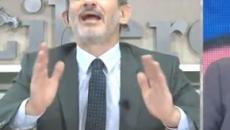 DiMartedì, Sallusti e Senaldi vs leader delle sardine: 'Salvini non è male assoluto'