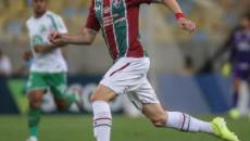 Caio Henrique, Marcelo e Mascarenhas são as novidades em treino do Fluminense