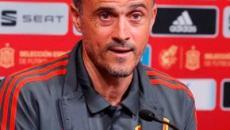 Luis Enrique recupera su puesto en la Selección Española tras el fallecimiento de su hija