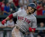 Mookie Betts could find himself on the move this offseason. [image source: Keith Allison- Wikimedia Commons]