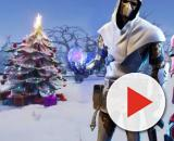 'Fortnite' is getting snow in Chapter 2. [Image Source: Author's work]