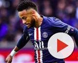 Neymar pourrait partir du PSG pour aller au Barça en échange de Griezmann et Fati. Credit: Instagram/psg