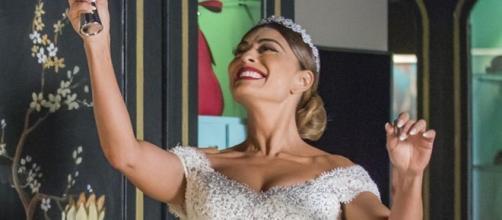 A última semana da trama promete emoção e surpresas nas cerimônias de casamento. (Reprodução/ TV Globo)