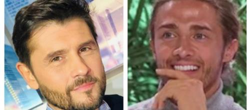 "Christophe Beaugrand dénonce le comportement ""incontrôlable"" de Dylan sur le tournage. Credit: Instagram/tof_beaugrand/dylanthiry"