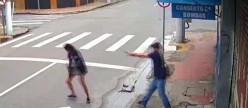 Crime ocorreu na madrugada do último sábado (16). (Reprodução/ TV Globo)