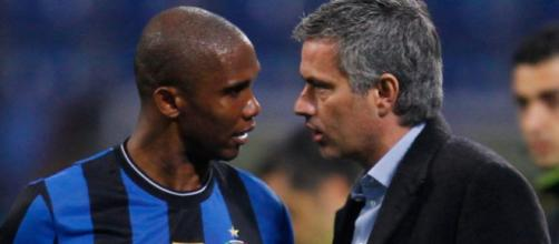 Eto'o e Mourinho, un'amicizia intramontabile