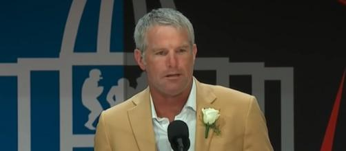 Favre retired at age 41 after 20 seasons in the NFL (Image Credit: NFL/YouTube)