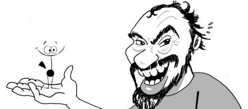 """Henfil é um dos cartunistas mais representativos da Revista """"O Pasquim"""". (Arquivo Blasting News)"""