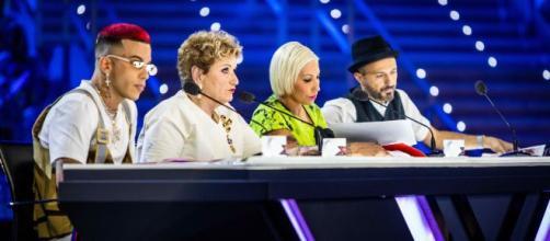 I giudici di X Factor 13, in onda su Sky