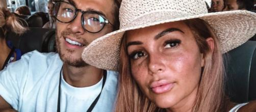 La Bataille des Couples 2 : Fidji pousse un coup de gueule sur Snapchat après avoir reçu des messages malveillants. Credit: Instgram: dylanthiry