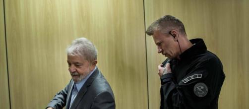 O policial Jorge Chastalo ,o 'Rodrigo Hilbert da PF', pretende lançar livro. (Arquivo Blasting News)