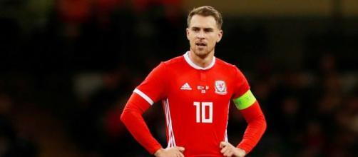 Ramsey realizza una doppietta contro l'Ungheria e qualifica il Galles ad Euro 2020.