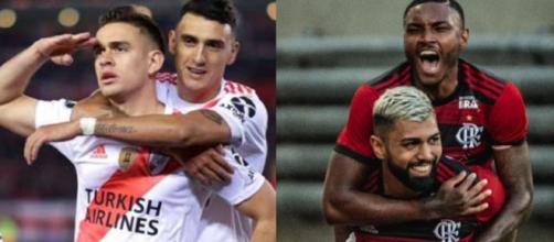 River Plate e Flamengo si giocano l'edizione 2019 della Copa Libertadores
