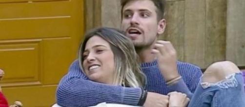 Tati e Guilherme protagonizaram romance em 'A Fazenda 11'. (Reprodução/Record TV)