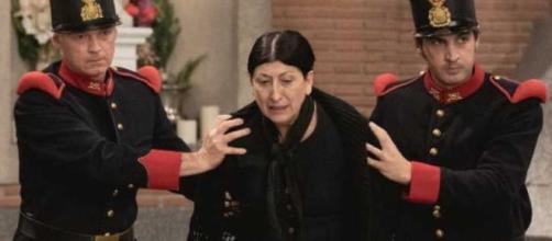 Una Vita spoiler: Ursula finisce in carcere per il decesso di frate Guillermo