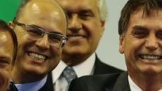 Bolsonaro diz que Witzel está obcecado pelo cargo de presidente do Brasil