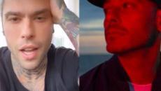 Fedez di nuovo contro Tiziano Ferro: 'Solo a Fabri Fibra perdoni i testi omofobi?'