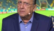 Galvão Bueno é submetido a cateterismo e não narrará final da Libertadores