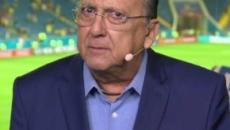 Galvão Bueno passa mal no Peru e não narrará Flamengo x River
