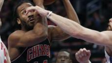 Chicago Bulls bate o Detroit Pistons na NBA e chega ao décimo lugar da Conferência Leste