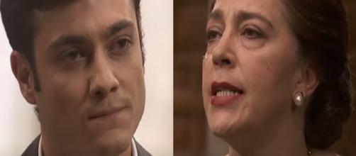 Il Segreto, spoiler di dicembre: Francisca rivela a Prudencio che Lola è un'assassina