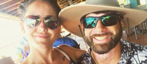 Jenelle Evans enjoys a vacation with David Eason. [Photo Jenelle Evans / Instagram]