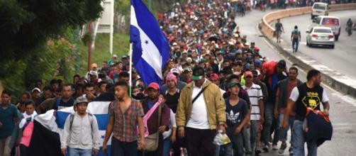 Los migrantes hondureños forman parte de la población centroamericana vulnerable. - andina.pe