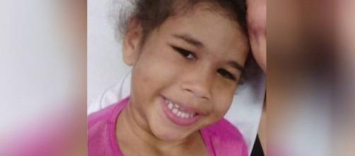 Menina teve alta médica de hospital um dia antes da morte. (Reprodução/TV Globo)