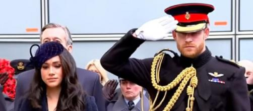 Prince Harry, Meghan Markle won't spend Christmas with the Queen. [Image source/TODAY YouTube video]