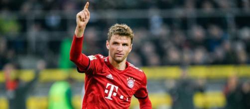 Thomas Muller, attaccante del Bayern