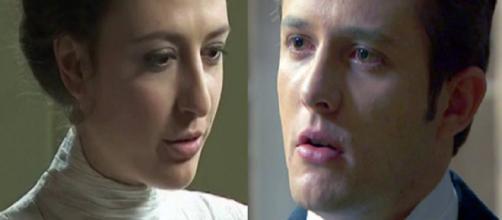 Una Vita, spoiler: Lucia rifiuta la proposta di matrimonio di Samuel