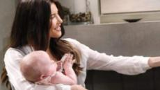 Beautiful, anticipazioni: Steffy adotta la figlia di Hope mentre Reese minaccia Flo