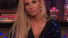'RHOBH' star Camille Grammer explains why she talks about ex-husband Kelsey