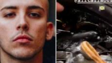 Vegas Jones, valigia bruciata all'arrivo a Firenze: 'C'erano svariati K di oggetti'