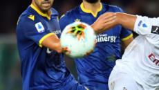 Verona-Fiorentina: Veloso e Kumbulla ko, Montella senza Pulgar e Castrovilli