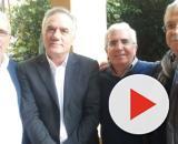 Alfonso Farruggia, Sergio Cervo, Francesco Crisafulli e Antonio Borzilleri