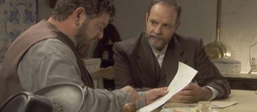 Anticipazioni Il Segreto 2-8 dicembre: Raimundo e Irene collaborano per scoprire se Fernando è coinvolto nella morte di Adela