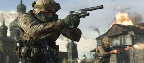 'Call of Duty: Modern Warfare' has received a huge update. [Image Source: CoD: MW Screenshot]