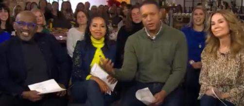 Co-hosts, of the 3rd-hour on 'Today,' taste the best of food, fun, music,and friendship in Nashville. [Image source: TODAY/YouTube]
