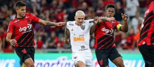 Galo joga em casa contra o Athletico-PR neste domingo (24). (Arquivo Blasting News)