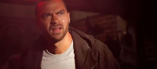 Jackson Avery e Ben Warren in pericolo nella 16x10 di Grey's Anatomy