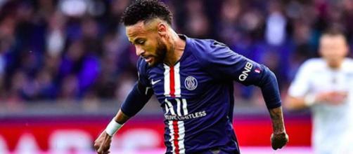 Paris : Neymar important pour le PSG. Credit: Instagram/psg