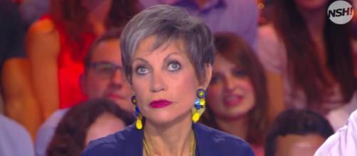 TPMP : Isabelle Morini-Bosc pourrait quitter l'émission par amour. Credit: Capture d'écran/ C8