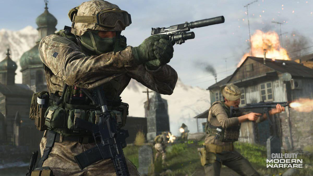 Call of Duty: Modern Warfare' receives a huge, but disappointing ...