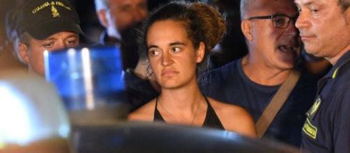 Carola Rackete sarà ospite di Fabio Fazio