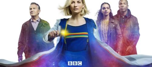 Doctor Who returns on New Year's Day (Source: Blasting News archive)