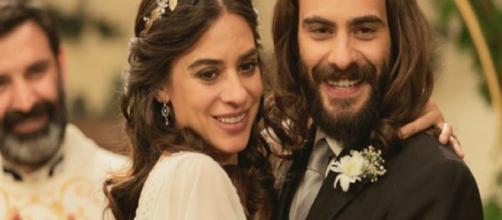 Il Segreto, spoiler: Isaac ed Elsa convolano a nozze dopo la morte di Antolina