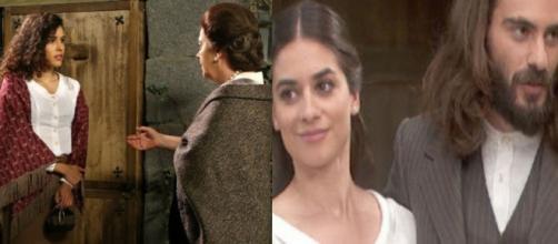 Il Segreto, trama 24 novembre: Lola lavora per Francisca, l'Ortega presta i soldi ad Isaac