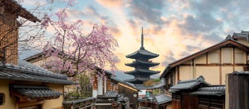 Kyoto: antica capitale del Giappone prima di Tokyo.