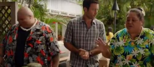 Thanksgiving goes forward in 2019 on 'Hawaii Five-O' after Steve's family trauma and holiday crimes. [Image source: SpoilerTV/YouTube]